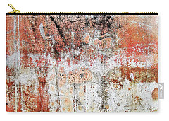 Wall Abstract  183 Carry-all Pouch
