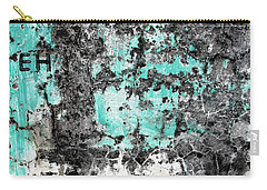 Wall Abstract 185 Carry-all Pouch