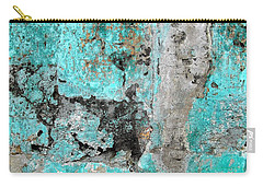 Wall Abstract 219 Carry-all Pouch