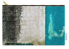 Wall Abstract 296 Carry-all Pouch