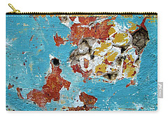 Wall Abstract 99 Carry-all Pouch
