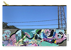 Wall Art Carry-all Pouch