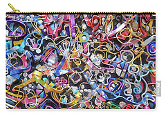 Wall Jewelry 3r Carry-all Pouch
