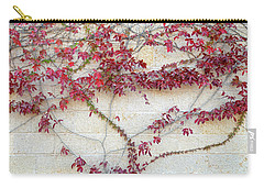 Wall Of Leaves 2 Carry-all Pouch