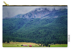 Carry-all Pouch featuring the photograph Wallowa Valley by TK Goforth