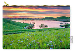 Wally Baskets Above Contra Loma  Carry-all Pouch