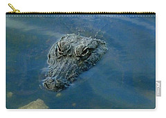 Wally The Gator Carry-all Pouch