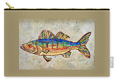 Walter The Walleye Carry-all Pouch