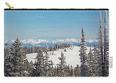 Walton Peak  Carry-all Pouch