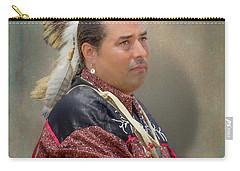 Wampanoag Powwow_0043 Carry-all Pouch