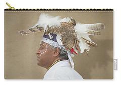 Wampanoag Powwow_0124 Carry-all Pouch