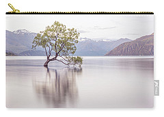Wanaka Tree Carry-all Pouch by Racheal Christian