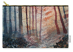 Wander In The Woods Carry-all Pouch