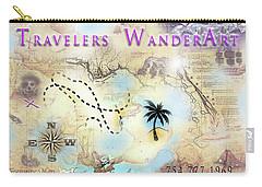 Wanderart Carry-all Pouch