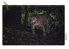 Wandering Jaguar Carry-all Pouch