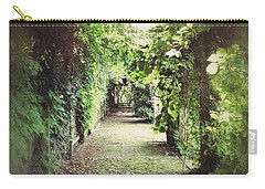 Carry-all Pouch featuring the photograph Wandering by Karen Stahlros