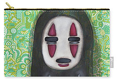 Want Gold Carry-all Pouch by Abril Andrade Griffith