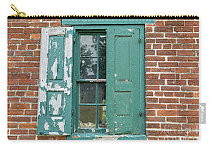 Warehouse Window With Shutter Carry-all Pouch