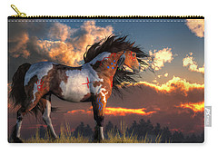 Warhorse Carry-all Pouch by Daniel Eskridge
