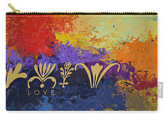 Warm Love Carry-all Pouch