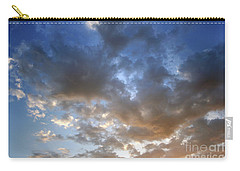 Warm Paso Robles Sky Carry-all Pouch by Michael Rock
