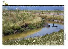 Warm Springs Carry-all Pouch by Suzanne Luft