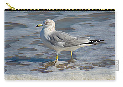 Warm Water Wading Carry-all Pouch by Kenneth Albin