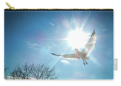 Warmed Wings Carry-all Pouch