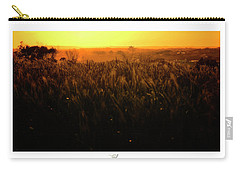 Warmth Of A Yellow Sun Carry-all Pouch