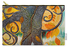 Warrior Bodhisattva Carry-all Pouch