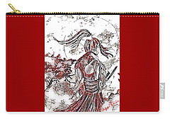Warrior Moon Anime Carry-all Pouch