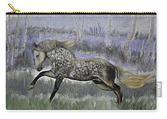 Warrior Of Magical Realms Carry-all Pouch