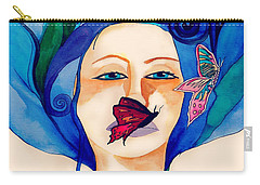 Warrior Woman - She Lives Inside You Carry-all Pouch