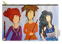 Warrior Woman Sisterhood Carry-all Pouch