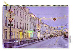 Carry-all Pouch featuring the photograph Warsaw by Juli Scalzi