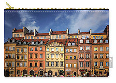 Warsaw Old Town Market Square  Carry-all Pouch