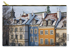 Carry-all Pouch featuring the photograph Warsaw, Poland by Juli Scalzi