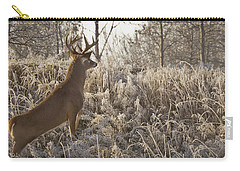 Wary Buck Carry-all Pouch
