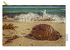 Carry-all Pouch featuring the photograph Wash Me Away by Melinda Ledsome