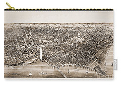 Washington D.c., 1892 Carry-all Pouch