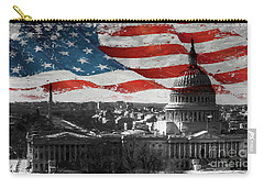Washington Dc 56t Carry-all Pouch by Gull G