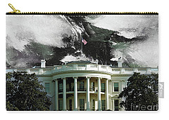 Washington Dc, White House Carry-all Pouch by Gull G