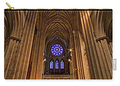 Washington National Cathedral Crossing Carry-all Pouch