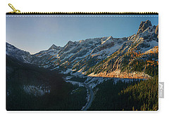Washington Pass Rising Carry-all Pouch