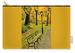 Washington Square Bench Carry-all Pouch