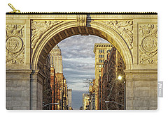 Washington Square Golden Arch Carry-all Pouch