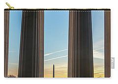 Washington Through Lincoln Carry-all Pouch