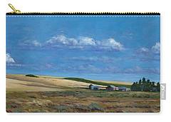 Washington Wheatland Classic Carry-all Pouch