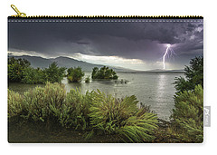 Washoe Lake Lightning Carry-all Pouch