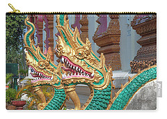 Wat Nam Phueng Phra Wihan Naga Guardians Dthla0007 Carry-all Pouch